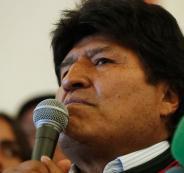 الرئيس البوليفي والمكسيك
