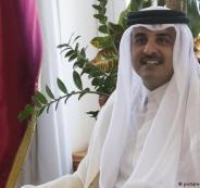 مشاركة امير قطر في القمة الخليجية