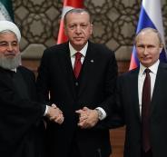 قمة مرتقبة حول سوريا