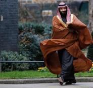 رئيسة وزراء بريطانيا تقدم هدية غريبة لمحمد بن سلمان