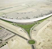 قصف مطار ابها السعودي