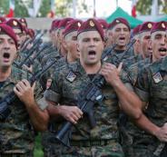 الجيش اللبناني واسرائيل