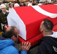مقتل جنود اتراك في عفرين