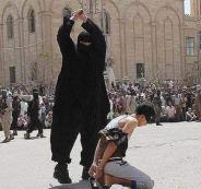 مذابح داعش في الموصل