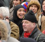 المسلمون في اوروبا