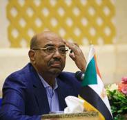 البشير والاحتجاجات في السودان