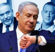 نتنياهو والحكومة في اسرائيل