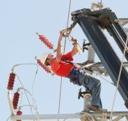 قطع التيار الكهربائي في رام الله
