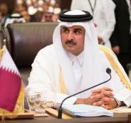 امير قطر وصفقة القرن
