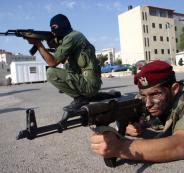 فتح باب التجنيد لقوات الأمن في غزة