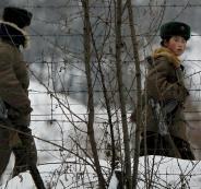 جنود كوريا الشمالية المنشقين