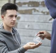 احكام بحق تجار مخدرات في فلسطين