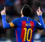 تجديد عقد ميسي مع برشلونة