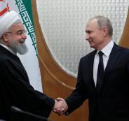 ايران تطلب قرضا من روسيا