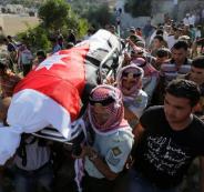 آلاف الأردنيين يشيعون جثمان الشهيد الجواودة