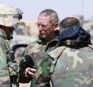 وزير الدفاع الامريكي في بغداد