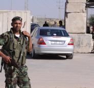 اعتقال تاجر فلسطيني على حاجز ايرز