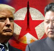الحرب بين كوريا الشمالية واميركا