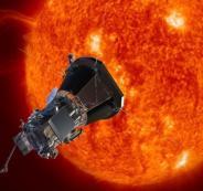اكتشاف ثقب في الشمس