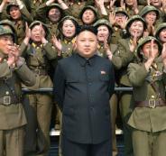 الزعيم الكوري الشمالي وفيروس كورونا