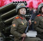 كوريا الشمالية واميركا وروسيا