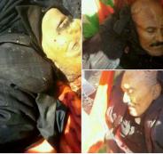 مقتل الرئيس اليمني السابق صالح