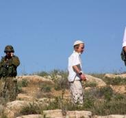 الاحتلال يقرر الاستيلاء على (977) دونما جنوب نابلس