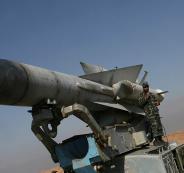 شاهد: إسقاط طائرة إسرائيلية من قبل صواريخ