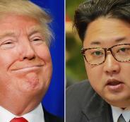 زعيم كوريا الشمالية عن ترامب: هذا  عجوز مجنون