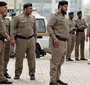 مفتل رجال امن سعوديين