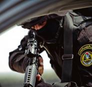 الحرس الرئاسي الفلسطيني في قطاع غزة