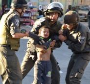 اعتقال طفل فلسطيني في العيسوية