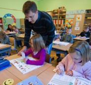 المانيا ومعلمين مسلمين
