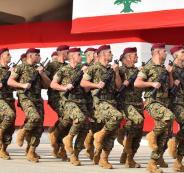 وزيرة الدفاع اللبنانية والجيش الاسرائيلي