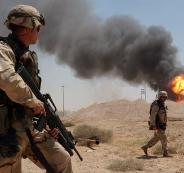 ارسال قوات امريكية الى الشرق الاوسط