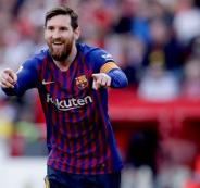 ميسي والرحيل عن برشلونة
