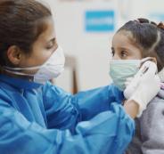 الاطفال وفيروس كورونا