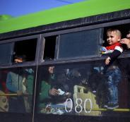 عودة اللاجئيين السوريين من لبنان