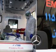 ايران ووفيات فيروس كورونا