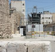 الاحتلال يعتقل طفلة قرب حاجز أبو الريش جنوب الخليل