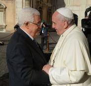 البابا وعباس
