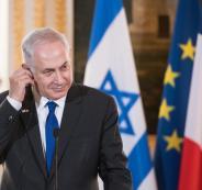 """نتنياهو ينتقد الاتحاد الأوروبي سرًا والميكرفون """"يفضحه"""""""