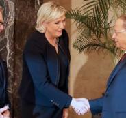 زعيمة اليمين المتطرف في فرنسا