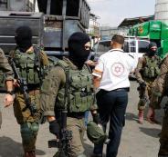 استشهاد فلسطينيين في الضفة الغربية
