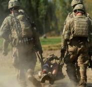 هجمات ايران والجيش الامريكي