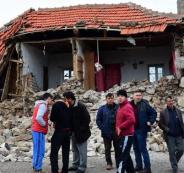 مصرع 7 اشخاص جراء زلزال ضرب تركيا