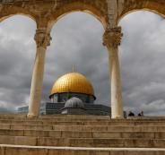المسجد الاقصى واسرائيل
