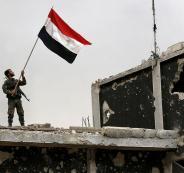 الجيش السوري في ادلب