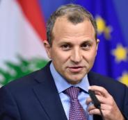 وزير خارجية لبنان واللاجئيين السوريين