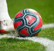 مباراة كرة قدم في الدوري الاسباني